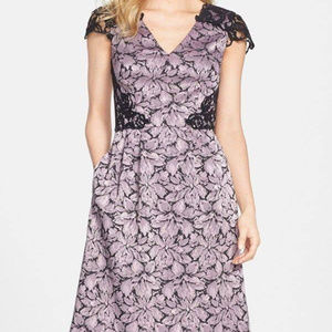 ADRIANNA PAPELL  DUSTY PINK SIZE 4 #466 NWT